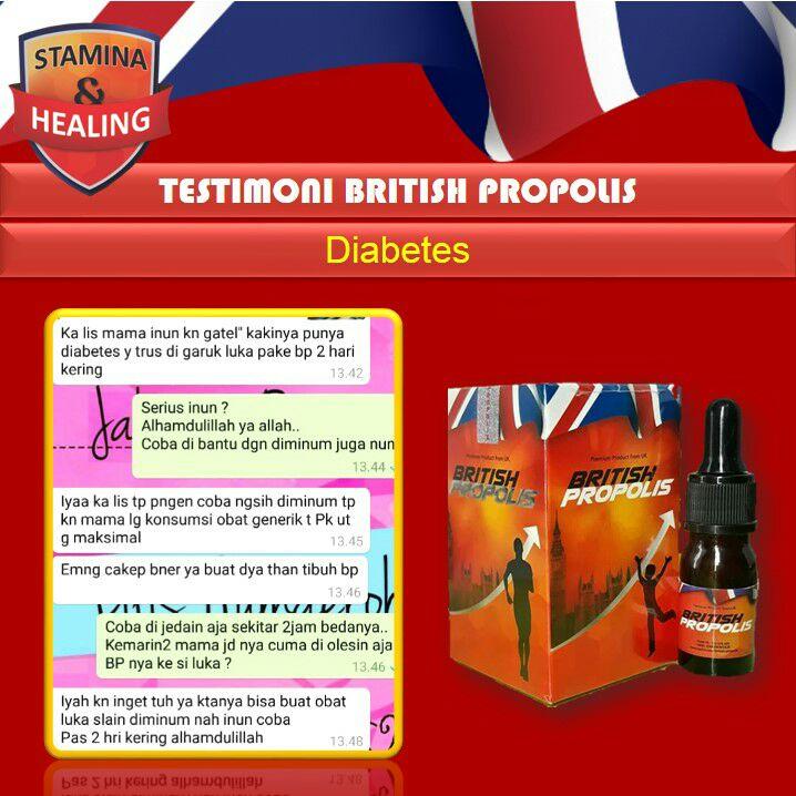 testimoni diabetes bp