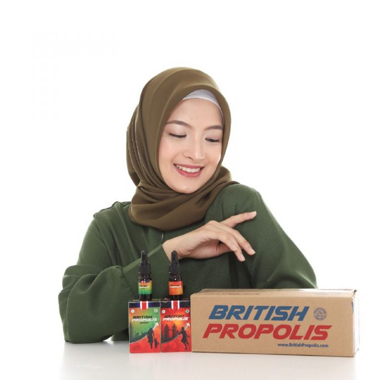 British Propolis Jual BP regular dan kid