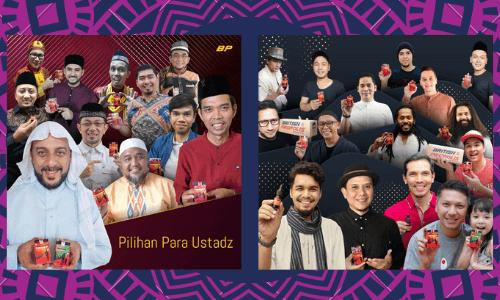 bp di rekomendasikan oleh para ustadz dan artis indonesia